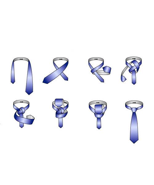 Cách thắt cà vạt kiểu Half Windsor