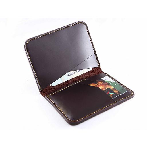 Mẫu ví da nữ handmade 007