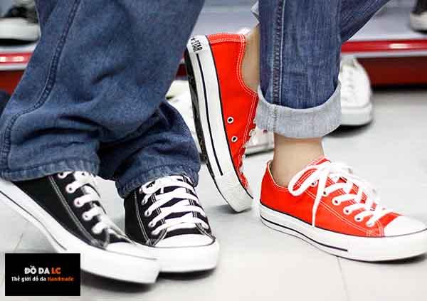 Cách nhận biết giầy converse chính hãng