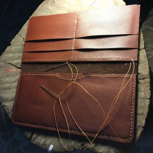 cách làm ví cầm tay handmade