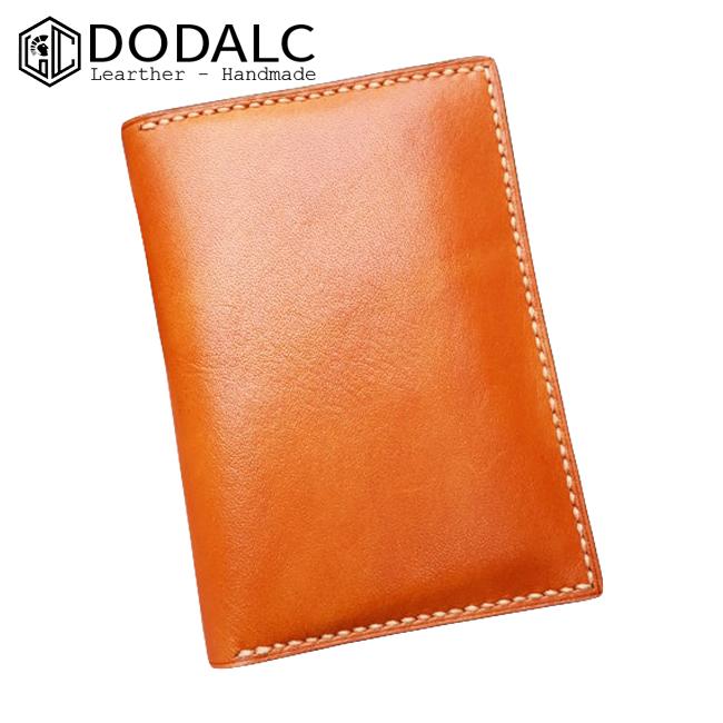Ví da nam Handmade 011 Da bò xịn 100% giá chỉ 300k - Shop Đồ Da LC