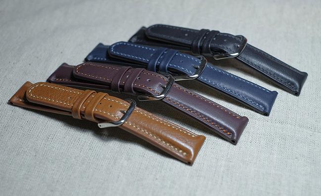 Làm dây da đồng hồ theo yêu cầu tại Shop đồ da Handmade LC