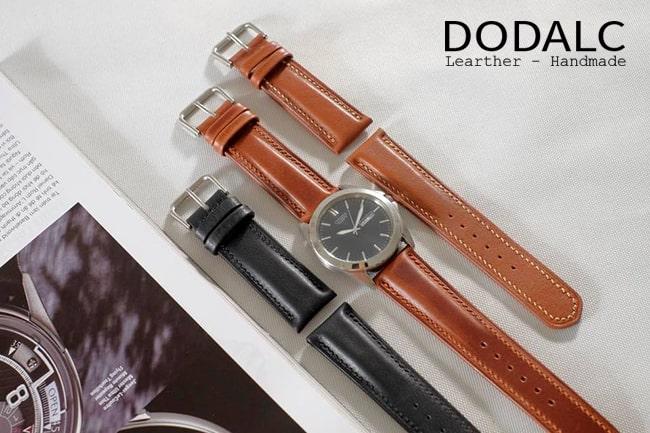 Shop bán dây da đồng hồ nam cao cấp đẹp nhất tại Hà Nội và TPHCM