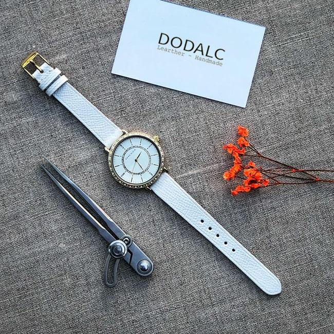 Đặt làm dây da đồng hồ nữ tại Hà Nội và TPHCM